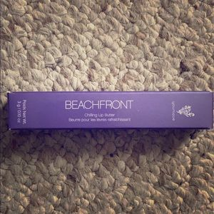 Younique Beachfront lip butter saltwater shimmer